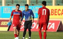 Cầu thủ Việt kiều Tony Hoàng Tuấn Anh ra mắt U20 Việt Nam