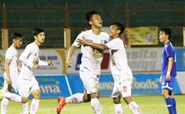 """Thắng U19 Đài Bắc Trung Hoa 4-1, U19 HAGL """"cũng chỉ chơi ở mức trung bình"""""""
