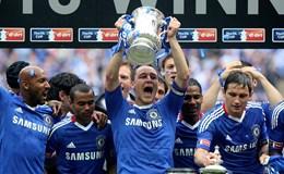 22 bức ảnh, 22 năm với Chelsea của Terry