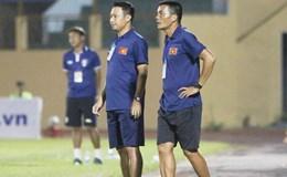 """HLV Vũ Hồng Việt """"bày mưu"""" để tái ngộ U19 HAGL ở chung kết"""