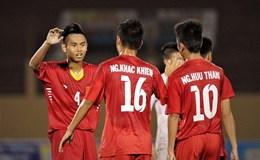 Hạ U19 HAGL, U19 Tuyển chọn Việt Nam giành vé sớm vào chung kết