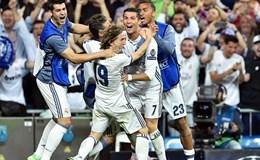 Ronaldo lập hat-trick, Real đại thắng Bayern Munich 4-2
