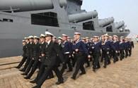 """""""Choáng"""" với lực lượng hùng hậu của hạm đội Thái Bình Dương Nga"""