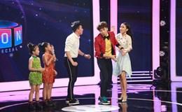 Diệu Nhi tỏ tình với Ngô Kiến Huy ngay trên sân khấu