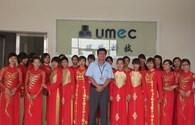 Công ty TNHH Umec Việt Nam (có 100% vốn Taiwan) tuyển Nhân viên nhân sự