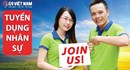 G9 VietNam tuyển dụng nhân viên Kinh doanh