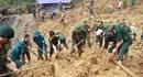 Chùm ảnh: Tìm kiếm 2 nạn nhân cuối cùng vụ sập mỏ ngày 8.9