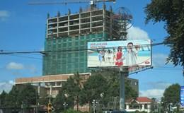 Đình chỉ thi công Khách sạn Mường Thanh xây 10 tầng không phép