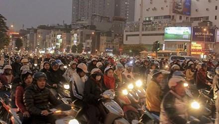 Cần thực hiện đồng bộ các giải pháp để chống ùn tắc giao thông