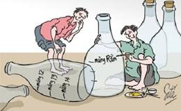 Ngày Tết phiếm về chuyện uống rượu
