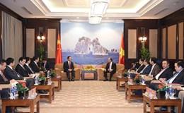 Mong muốn thúc đẩy hợp tác 4 tỉnh biên giới VN với Quảng Tây, Trung Quốc