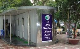 Có thêm nhiều nhà vệ sinh công cộng rồi hãy... phạt