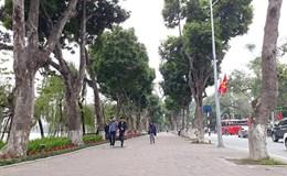"""Không nên xây dựng """"Tuyến đường danh vọng"""" tại Hồ Gươm"""