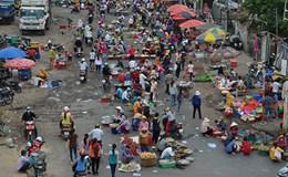 Giải pháp cho chợ tự phát ở TPHCM