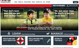 Quảng cáo chống cá độ của Singapore trở thành trò hề