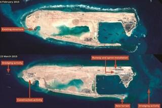 Phản đối Trung Quốc xây dựng, cải tạo, mở rộng trái phép tại quần đảo Hoàng Sa và Trường Sa