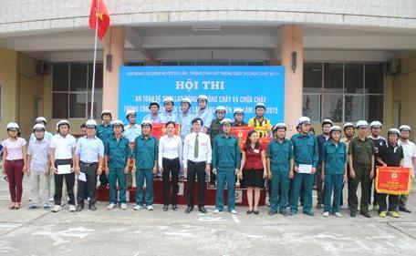 LĐLĐ huyện Gia Lâm : Nâng cao nhận thức, trách nhiệm của CNVCLĐ về công tác ATVSLĐ - PCCN
