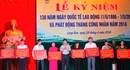 21 CNVCLĐ được LĐLĐ  tỉnh Lạng Sơn hỗ trợ xây mới và sửa chữa nhà ở