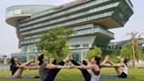 CĐ Khách sạn JW Marriott Hanoi: NLĐ được tập yoga miễn phí 3 lần/tuần tại khách sạn