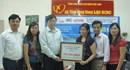 CNVCLĐ Điện Biên và Bắc Cạn ủng hộ 300 triệu đồng chung sức bảo vệ biển đảo quê hương