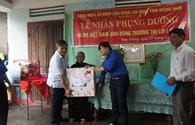 Công đoàn cơ quan LĐLĐ tỉnh Quảng Nam nhận phụng dưỡng Mẹ Việt Nam Anh hùng