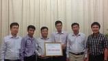 Tập đoàn và công đoàn công nghiệp Hóa chất Việt Nam ủng hộ 130 triệu đồng tới đồng bào vùng lũ