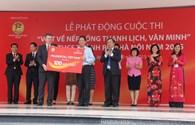 Prudential Việt Nam tặng 100 máy tính cho ngành giáo dục Hà Nội