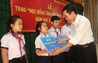 Thêm động lực cho học sinh nghèo vùng Tây Nam Bộ