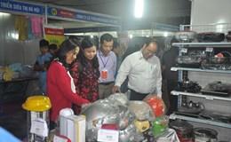 Hơn 60 DN tham gia Hội chợ hàng Việt năm 2016