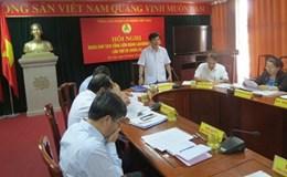 Khai mạc Hội nghị lần thứ 21 (khóa XI) Đoàn Chủ tịch Tổng LĐLĐVN