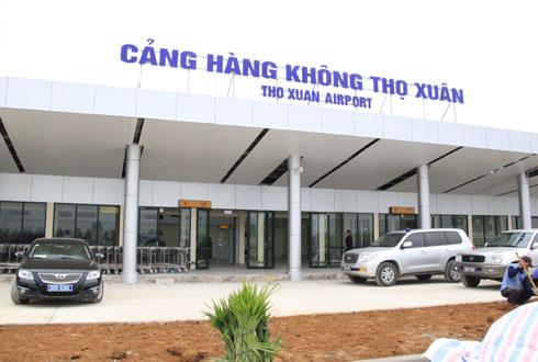 Vé máy bay  Lâm Đồng đi Thọ Xuân