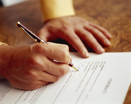 Quy định về ký hợp đồng lao động