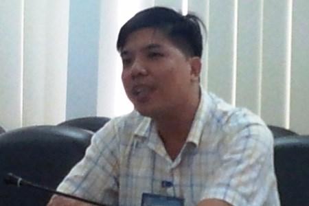 Phó Chủ tịch UBND quận Long Biên Đỗ Huy Chiến bị người dân phường Thượng Thanh tố cáo đích danh.