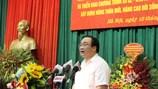 """Đồng chí Hoàng Trung Hải – Bí thư Thành ủy Hà Nội:  """"Lấy người nông dân làm trung tâm để triển khai mọi việc"""""""