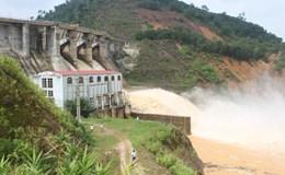 Yêu cầu khắc phục vi phạm về tài nguyên nước tại thủy điện Hố Hô