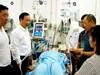 Lãnh đạo Hà Nội thăm hỏi gia đình nạn nhân bị tai nạn giao thông