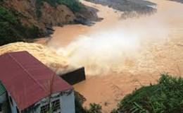 Từ 0 giờ đêm nay (9.1), 4 hồ thủy điện đồng loạt xả nước