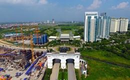 Triển khai dự án xây dựng nhà ở tại lô đất CT02B Khu đô thị Nam Thăng Long