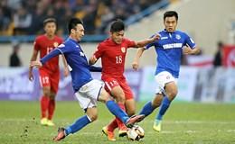 Vòng 2 V.League 2017: Hà Nội thúc thủ, B.Bình Dương thoát hiểm ở giây cuối cùng