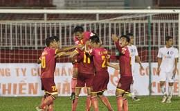 """Thắng 2 trận, Sài Gòn FC bay cao nhờ Tây """"xịn"""""""