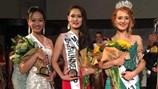 Hoa khôi Việt giành giải Á hậu Điếc quốc tế 2016
