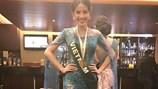 Nam Em tiếp tục giành huy chương bạc tại Miss Earth 2016