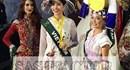 Nam Em giành huy chương vàng đầu tiên tại Hoa hậu Trái đất 2016