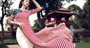 'Cô Trúc' Mai Thu Huyền đưa thế giới vào áo dài Việt