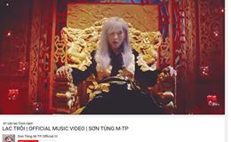 Sơn Tùng MT-P trở thành ca sĩ Việt Nam đầu tiên được nút vàng Youtube