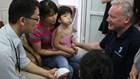 Những người đi tìm cuộc sống mới cho các bé dị tật vùng sọ mặt