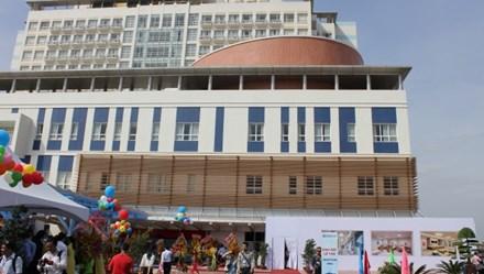 Khánh thành bệnh viện đa khoa Đồng Nai đẹp như khách sạn