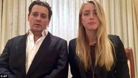 Vợ Johnny Depp đệ đơn ly hôn sau 15 tháng chung sống