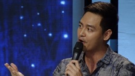 MC Phan Anh: Chị Tạ Bích Loan là người tôi hâm mộ từ lâu
