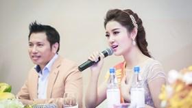 """Á hậu Huyền My nói gì về việc """"thế chân"""" Hoa hậu Kỳ Duyên sau scandal hút thuốc?"""
